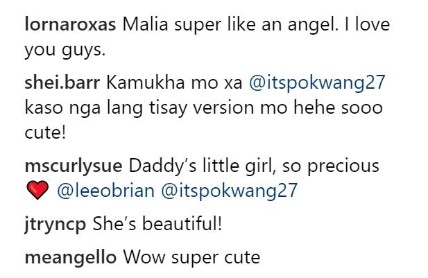 Nasaan daw ang hustisya? Pokwang quips on Baby Malia looking like her dad
