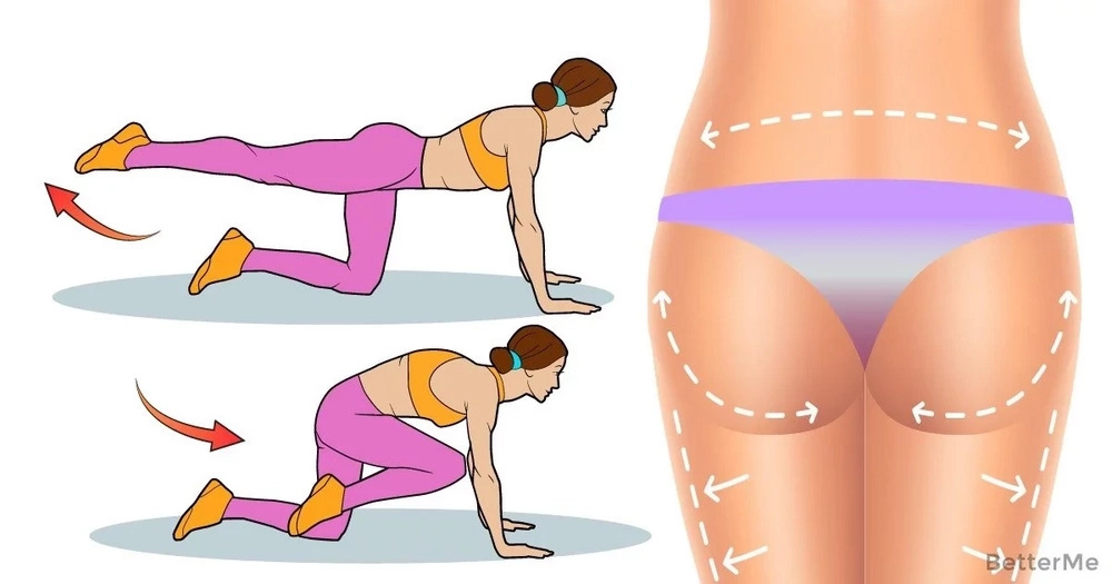 Get A Bigger Booty Fast 3 Quick Exercises For Your Best -2476