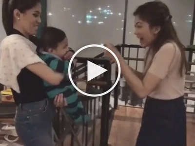 Alex Gonzaga reveals how she and her family disturb other guests in a restaurant