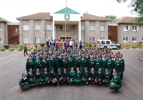 Alliance Girls' High School students