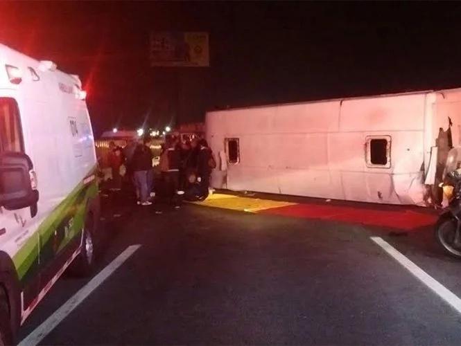 Provocó accidente de tránsito tras quedarse dormido al volante