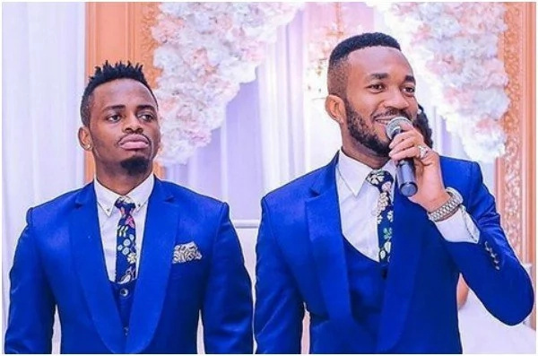 Diamond Platnumz brother Romy Jones caught up in cheating drama months after the singer