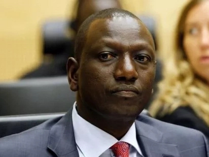 William Ruto fails terribly after trying to explain why Kenya was denied chance to host Africa Nations Championships