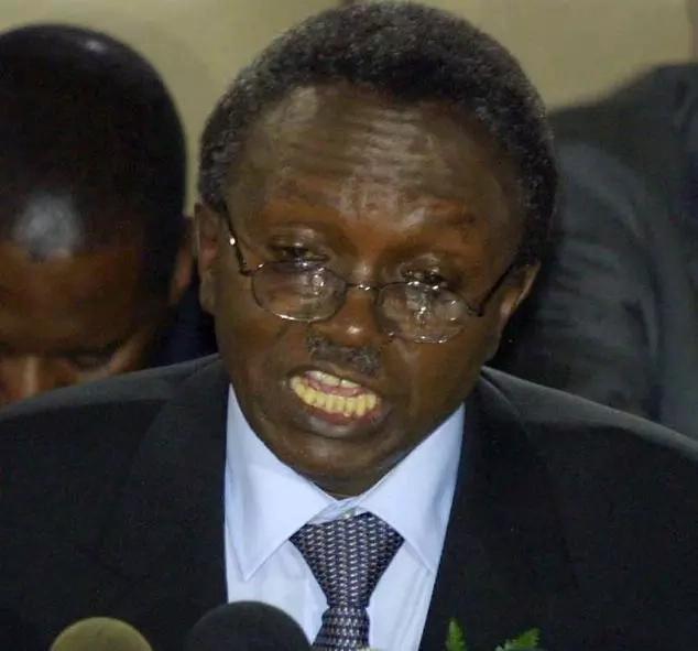 Former POWERFUL Finance Minister David Mwiraria dies