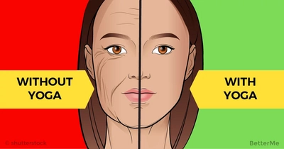 12 yoga exercises for firming a sagging face
