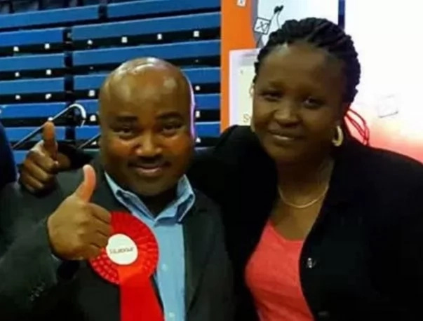 This politician of Kenyan origin has just won an election in the UK