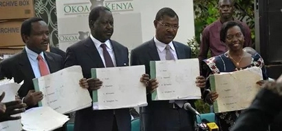 Aden Duale drags Martha Karua and Raila Odinga in NYS scandal debate