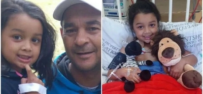 Off-duty fireman revives 4-year-old girl who was clinically dead for 10 minutes after drowning