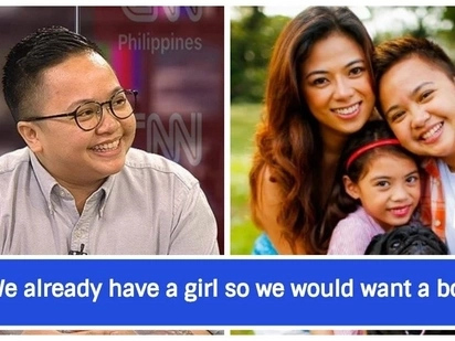 Baby boy daw ang gusto nila! Ice Seguerra and Liza Diño plans to have a baby soon