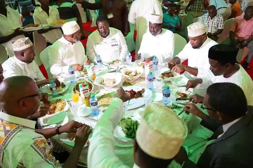 Raila na Kalonzo watofautiana hadharani kuhusu uungwaji mkono wa wagombeaji wa vyama vyao