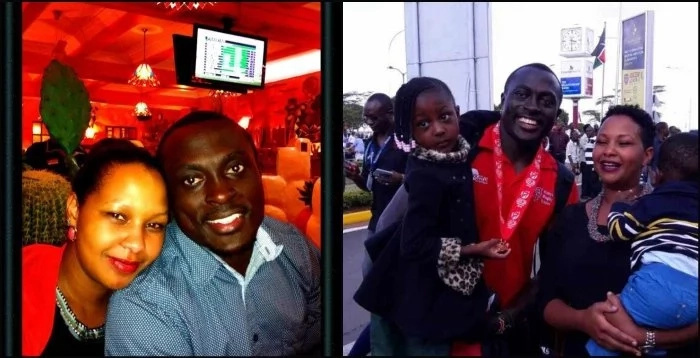 Meet the wives of Collins Injera, Wyre and Jua Kali