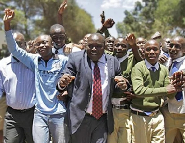 Here is what Kenyans are saying after the horrific bullying incident in Alliance High school