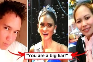 Pia Wurtzbach's half-brother and her dad's 2nd wife have broken their silence about her MMK episode: 'Sisiraan mo ang patay na... You're a liar!'