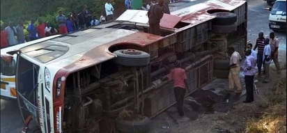 After Mwea, four other pupils die in Coast road crash following school trip