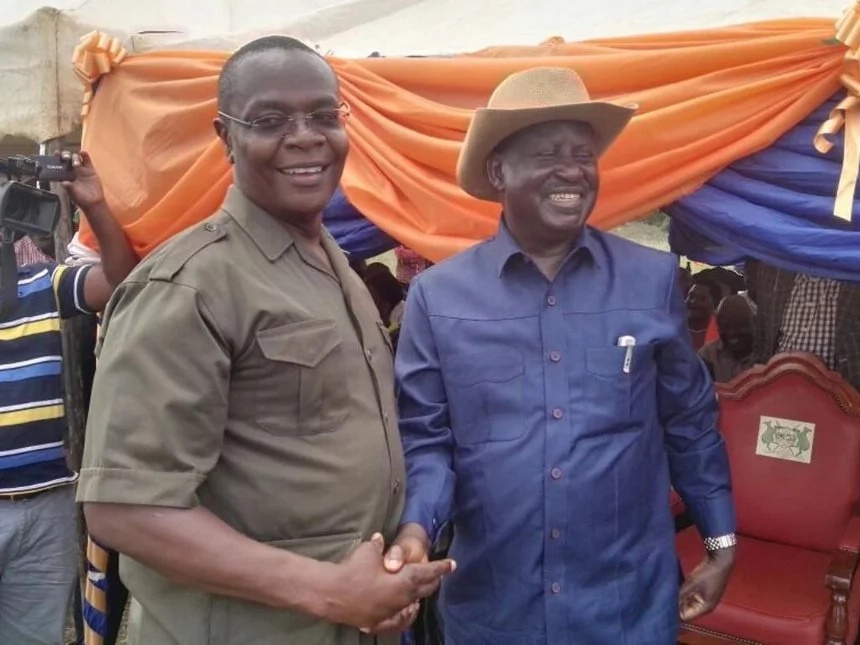 Senior ODM politician loses son