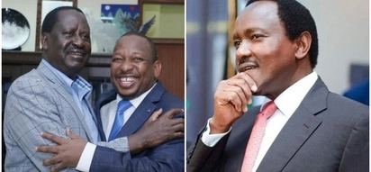 Sonko holds talks with Kalonzo days after meeting Raila and Kibaki