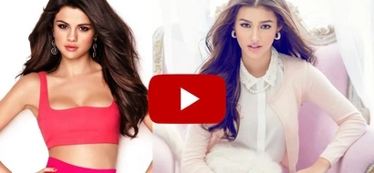 World's Most Beautiful Women: Liza Soberano meets Selena Gomez