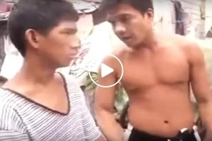 This guy bullied his sister's manliligaw...what happened next isn't what you were expecting!
