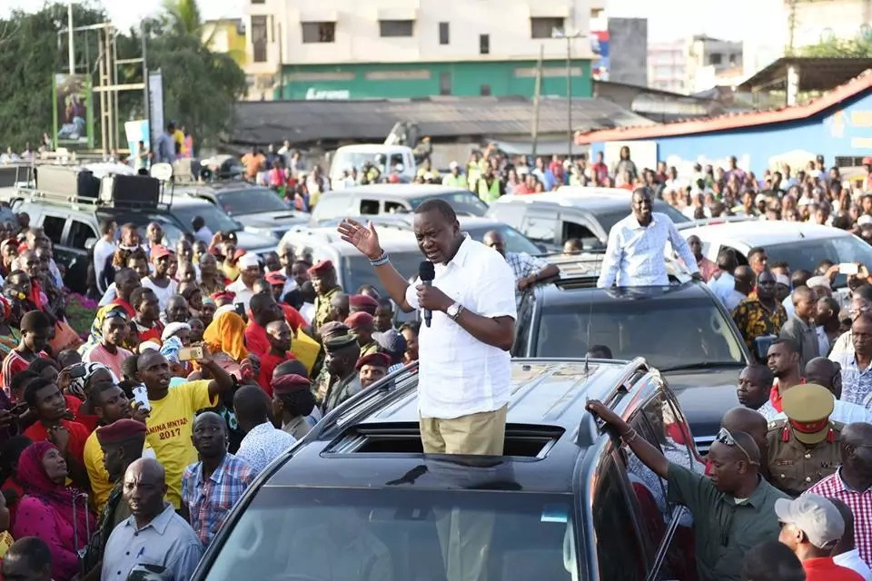 Uhuru finally reveals why he INSULTED ODM governor