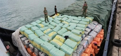 Chinese authorities seize ship smuggling 549 tons of 'ukay ukay' clothes