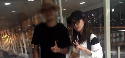 Sandara Park fangirls over who?! Find out