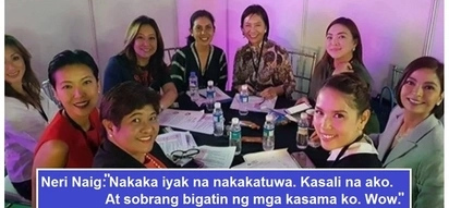 Big time businesswoman na talaga siya! Neri Naig gets included in summit of successful women innovators
