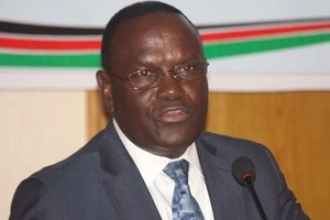 Health CS Cleopa Mailu makes a BIG, BAD confession about his PS Nicholus Muraguri over jailing of doctors