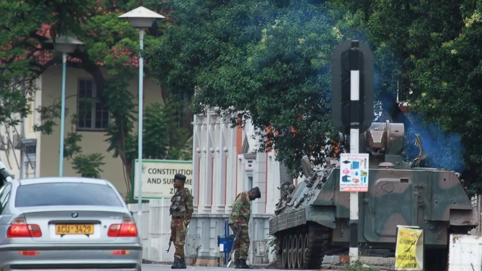 Amerika yahimiza wananchi wake walioko Zimbabwe kutafuta usalama huku milio ya vilipuzi vikitwaa, Harare