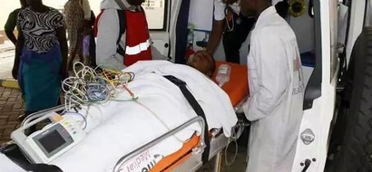 PHOTOS: Over 100 Recruits Injured After Explosion In NYS Gilgil College