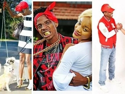 Never seen before photos of top Kenyan celebrities when life was beating them from all corners