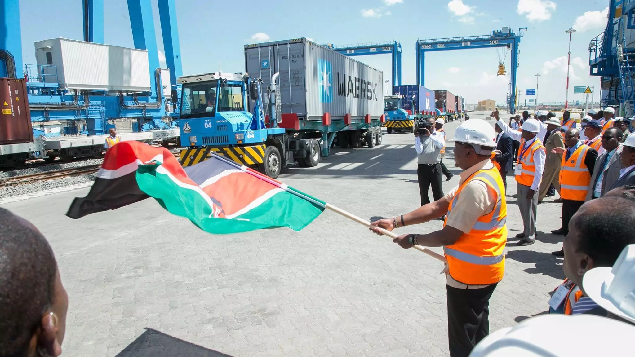 Uhuru Kenyatta Launches A Ksh 22 Billion Facility In
