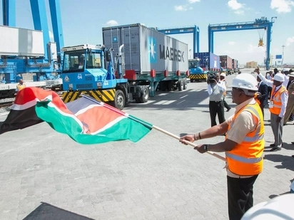 Uhuru Kenyatta launches a KSh 22 billion in land depot in Nairobi