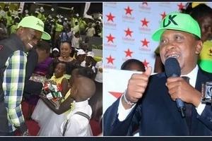 Former ODM Secretary General endorses Uhuru, Ruto re-election