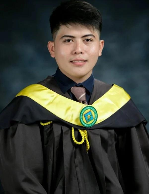 Sultan Kudarat student natustusan pag-aaral, nakagradweyt dahil sa paglinis ng maruruming kaldero
