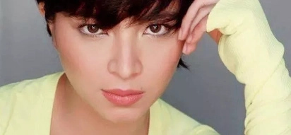 Angel Locsin to star in a TV commercial proving she is still beautiful even with short hair
