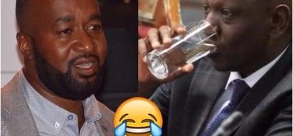 William Ruto amvamia Gavana Joho juu ya masomo yake