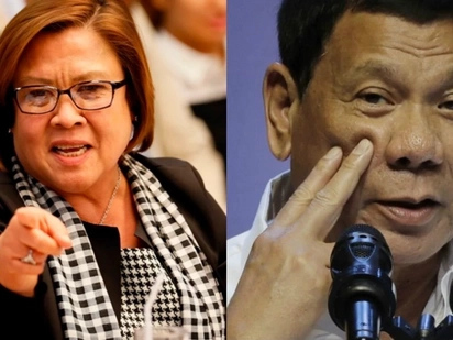 De Lima says Duterte's health condition may affect his ability to make decisions