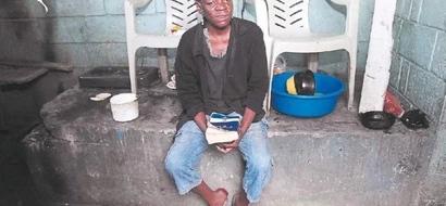 Ajabu! Mwanamume amuua mamake mzazi 79, kwa sababu za KISHIRIKINA (picha)