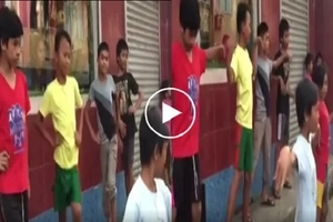 Pak na pak! Miss Gay 2016 production features gay children acting like beauty queens