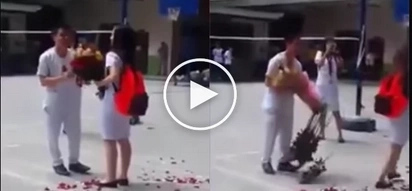 Pinay refused his marriage proposal in such a heartbreaking way!