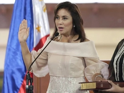 Tough VP Robredo vows to bravely defend post, guard against dictatorship