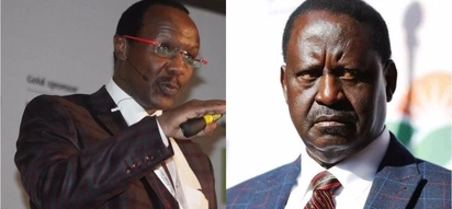 We will not be intimidated by the arrest of David Ndii - Raila