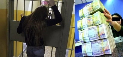 Bank employee arrested after stealing 17-million cold cash! Investigation shows she has been stealing for the past 8 years!
