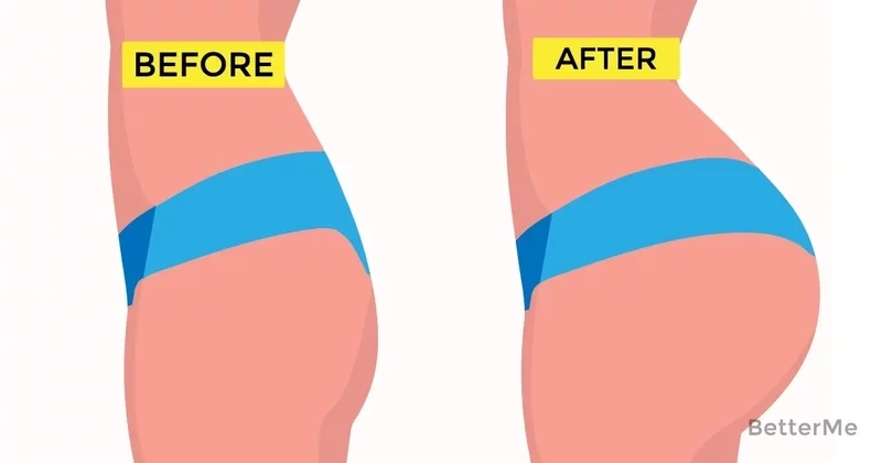 8 simple exercises to get firmer buttocks