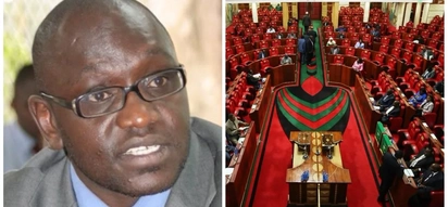 Surcharge NASA MPs for absconding their parliamentary duties - Ekuru Aukot