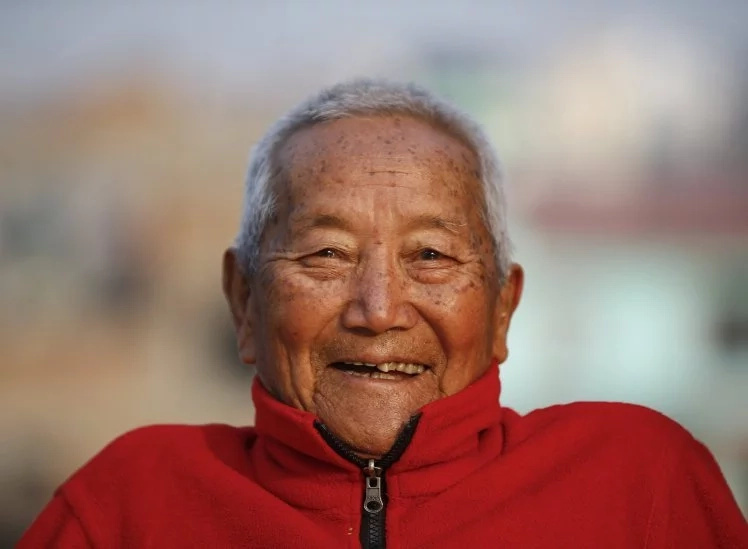 Man, 85, dies while trying to reclaim record of world's oldest man to climb Everest