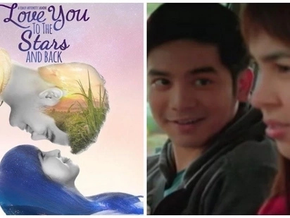 Ashira grevinda mama ajaarum! Fans are going crazy over trailer of Julia Barretto and Joshua Garcia's upcoming film 'Love You to the Stars and Back'