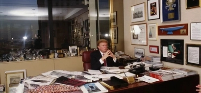 This Is How The Office Of The Most Powerful Man In The World Looks Like