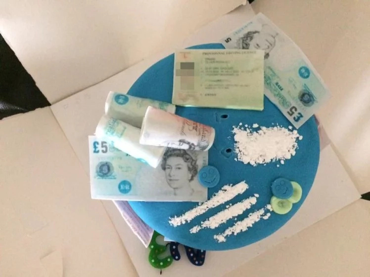 Did she cross the line? Girl surprises her boyfriend with cocaine as birthday gift, explains why
