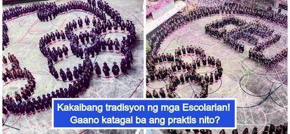 CEU graduates create amazing human sampaguita in viral photos and video